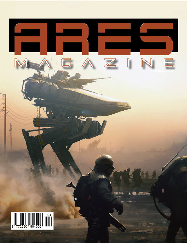 Ares Issue 4 (magazine only)