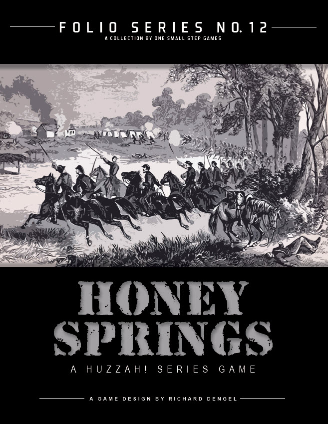Folio No. 12: Huzzah! Honey Springs